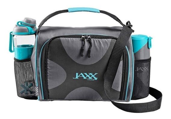 Lonchera Jaxx Fitpack Deluxe Meal Prep Bag Nueva