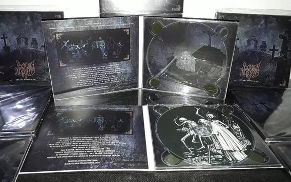 Cd Digipack Lacrima Mortis, Optare Mortem - Doom Death Metal