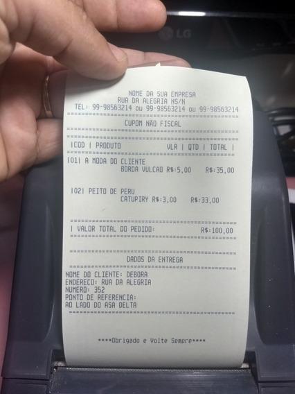 Código Fonte Cupom Não Fiscal Vb.net