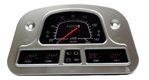 Imagem 1 de 5 de Painel Instrumentos Toyota Bandeirante 03/1985 A 08/2001