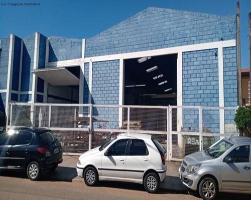 Galpão Para Locação No Éden - Sorocaba/sp - Gl00535 - 34961910
