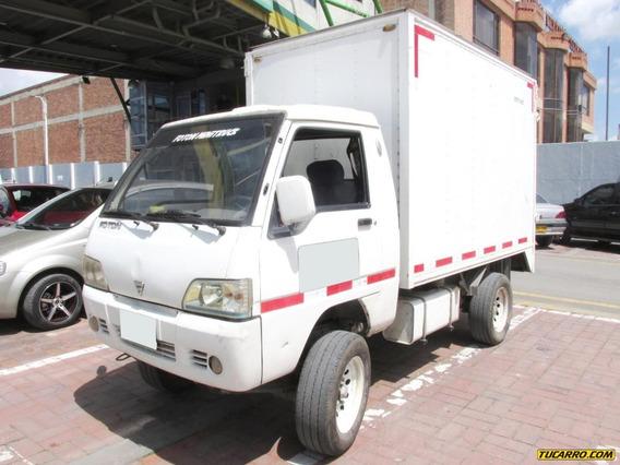 Foton Mini Truck Furgón