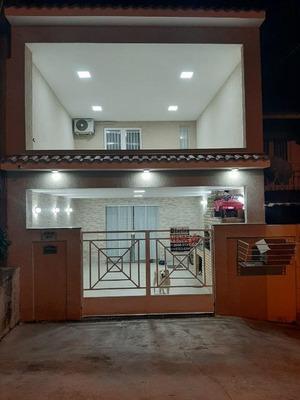Casa Com 2 Dormitórios À Venda, 90 M² Por R$ 350.000 - Vila Rancho Novo - Nova Iguaçu/rj - Ca0253