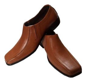 Promoción Zapato Elegante Hombre 100% Cuero