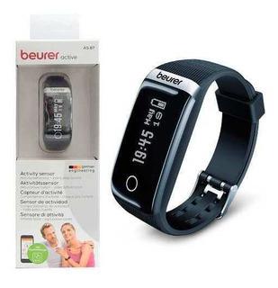 Beurer As87 Sensor De Actividad Y Sueño Pulsera C/ Bluetooth