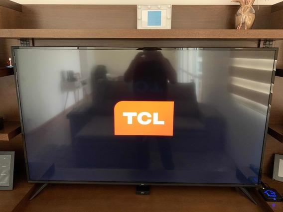 Smart Tv Led 65 Tcl 4k 65p65us