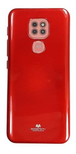 Imagen 1 de 4 de Funda Flexible Resistente Jelly Case Para Celulares Motorola