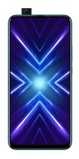 Huawei Honor 9x Dual 128 Gb Azul-safira 6 Gb Ram Entrego Rj