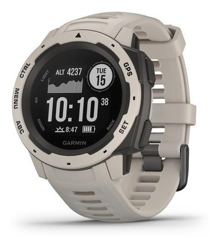 Reloj Gps Multideporte Garmin Instinct Tundra Imp. Oficial