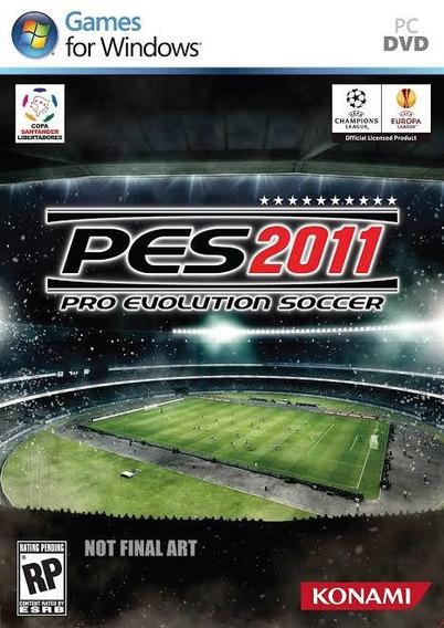 Pes 2011 Pro Evolution Soccer 2011 Pc