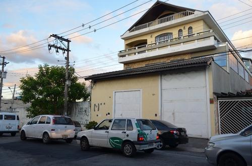 Comercial Para Venda, 3 Dormitórios, Jardim Cachoeira - São Paulo - 431