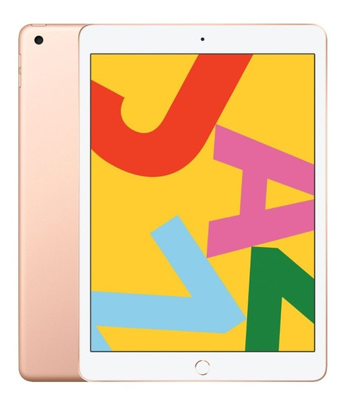 Apple iPad 7ª Geração Wi-fi 32gb 10.2 Envio Imediato (nfe)
