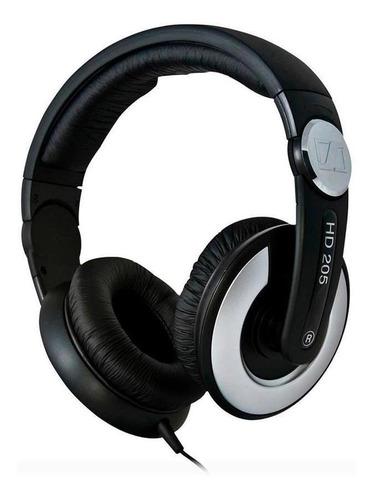Auricular Sennheiser Hd205 Nuevo Estudio Dj Monitoreo