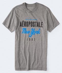 Camiseta Aeropostale New York Masculina Original