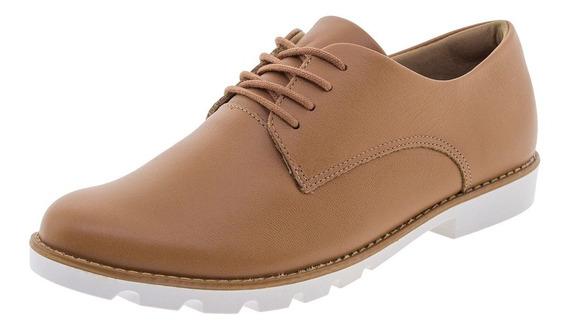 Sapato Feminino Oxford Camel Usaflex - X5705