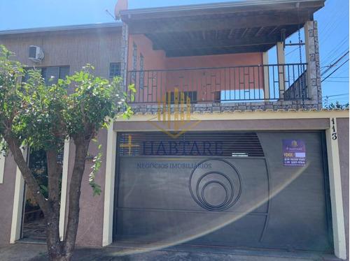 Imagem 1 de 15 de Casa Para Venda Em Hortolândia, Jardim Santana, 3 Dormitórios, 1 Suíte, 2 Banheiros, 4 Vagas - Casa 636_1-1931732