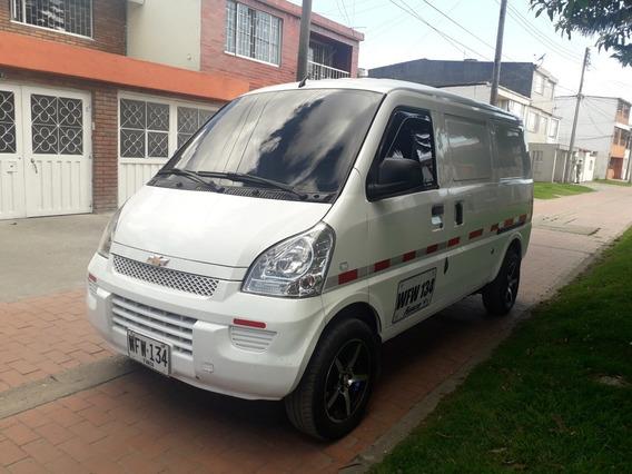 Chevrolet N300 2015 1.2 Van Cargo Panel Pública Chery Dfsk