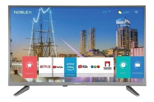 Imagen 1 de 3 de Smart Tv Noblex 32 Led Dk32x5000 Hd Netflix Youtube