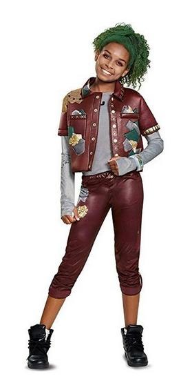 Disfraz Niñas Descendientes Zombies Eliza
