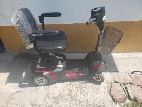 Silla De Ruedas Eléctrica Scooter Izzy Go