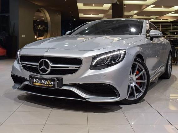 Mercedes-benz S-63 Amg Coupé 5.5 V8