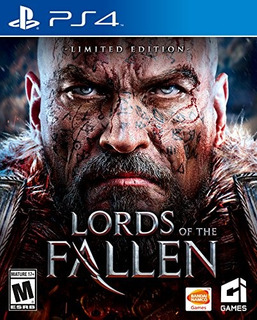 Lords Of The Fallen - Playstation 4 : Limited Edition