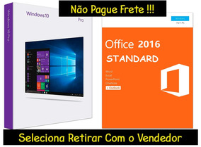 Windows10 Pro Chave Serial Genuína Microsoft Key