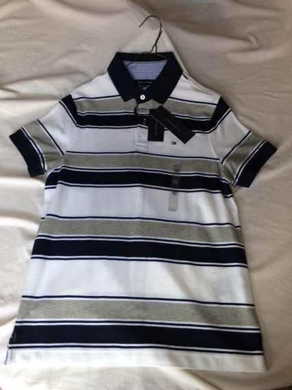 Chemise Marca Tommy Original Talla Xs