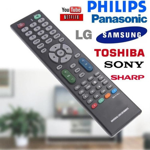 Control Universal Tv Smart Tv