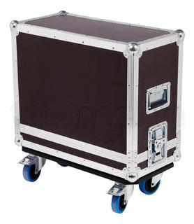 Estuche Flight Case Para Fender Hot Rod Deluxe Uso Rudo