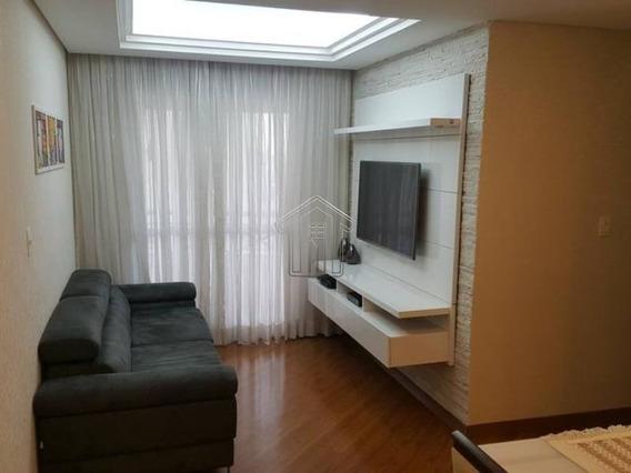 Apartamento Em Condomínio Padrão Para Venda No Bairro Vila Pires, 3 Dorm, 1 Suíte, 2 Vagas, 70,00 M - 11106santoandre