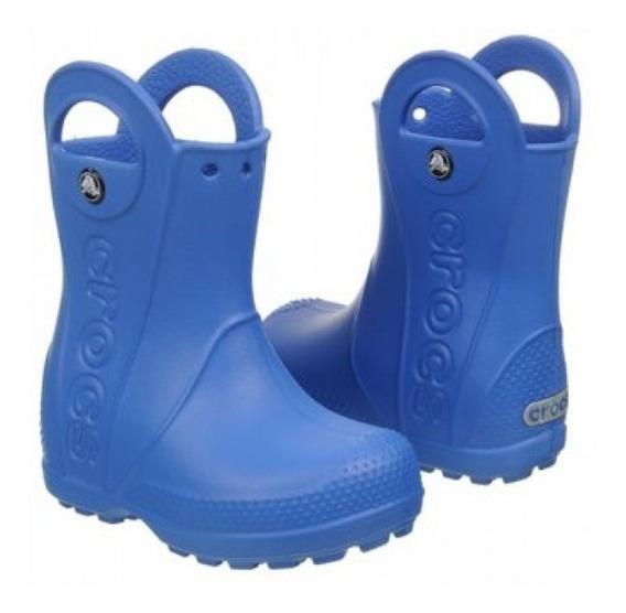 Bota Crocs Handle Boot Sea Blue