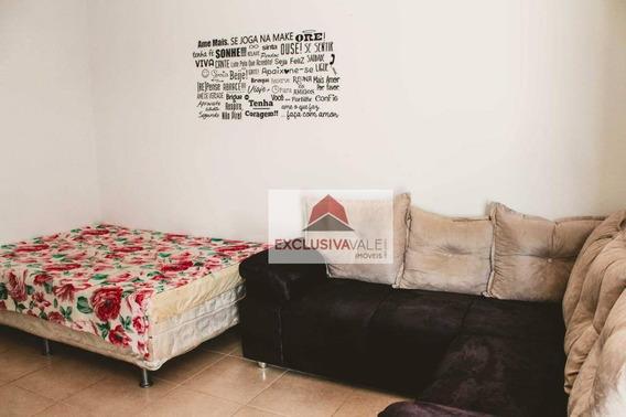 Cobertura Com 2 Dormitórios À Venda, 90 M² Por R$ 0 - Bosque Dos Eucaliptos - São José Dos Campos/sp - Co0060