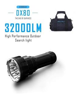 Lanterna Imalent Dx80 + Bolsa Nylon Pronta Entrega Original