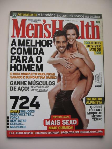 Revista Men´s Health - Nº 62 - A Melhor Comida Para O Homem