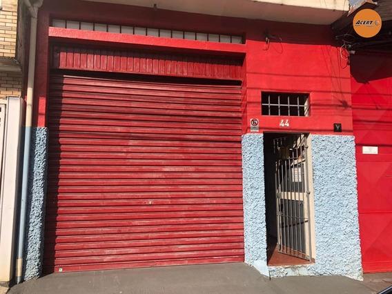 Nível Da Rua, 136m² - Jd. Paraíso - 34710