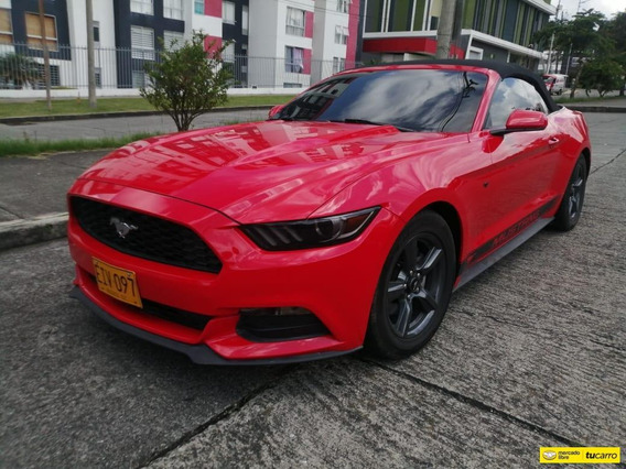 Ford Mustang 3.7 V6 Convertible