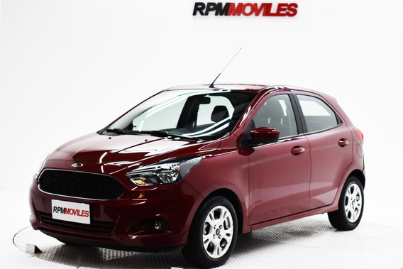 Ford Ka 1.5 Sel 5p 2016 Rpm Moviles