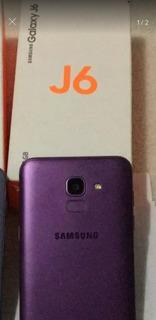 Samsung Galaxy J6 , 32g Lilás