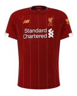 Camisa Liverpool 2020 Original Promoção Prod. No Brasil