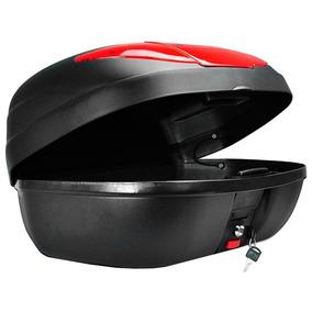 Bau Moto Pro Tork 45 Litros Com Base Caixa Bauleto Box 2