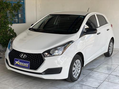 Hyundai Hb20 Unique 1.0 Flex 2019, Apenas 23.000km