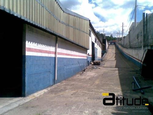 Imagem 1 de 15 de Galpão 2700 M2 Com  5000 M2 O Fazendinha - Santana De Parnaíba - 474