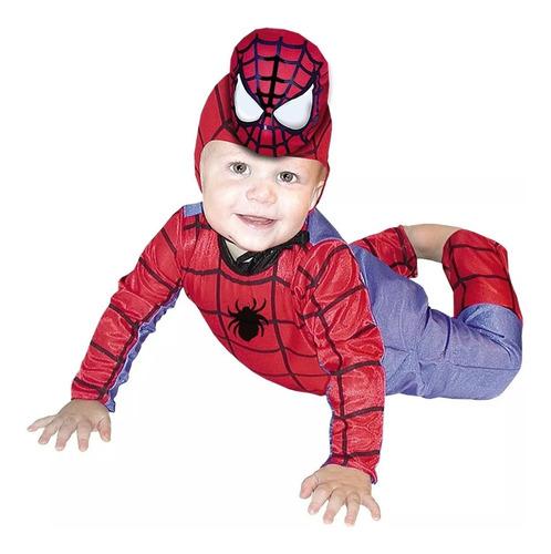 Disfraz Bebe Espaiderman Y Superman Disfraces Carnaval