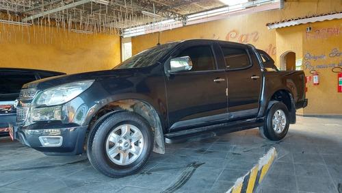Imagem 1 de 10 de Chevrolet S10 2013 2.4 Lt Cab. Dupla 4x2 Flex 4p