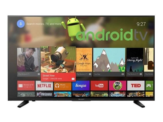 Pantalla 55 Television Smart Tv 4k Android Tv Wifi /e
