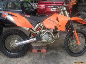 Ktm Exc 450 251 Cc - 500 Cc