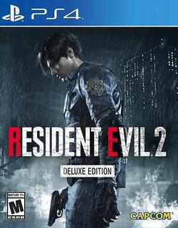 Resident Evil 2 Deluxe Edition Digital Español Ps4 Digital