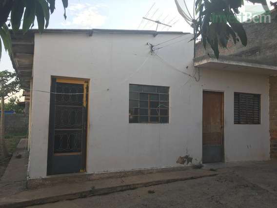 Casa Residencial À Venda, Jardim Jurema, Valinhos. - Ca0440