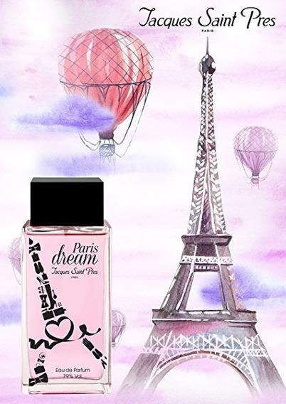 Jacques Saint Pres Coffret Paris Dream Eau De Parfum E Deo